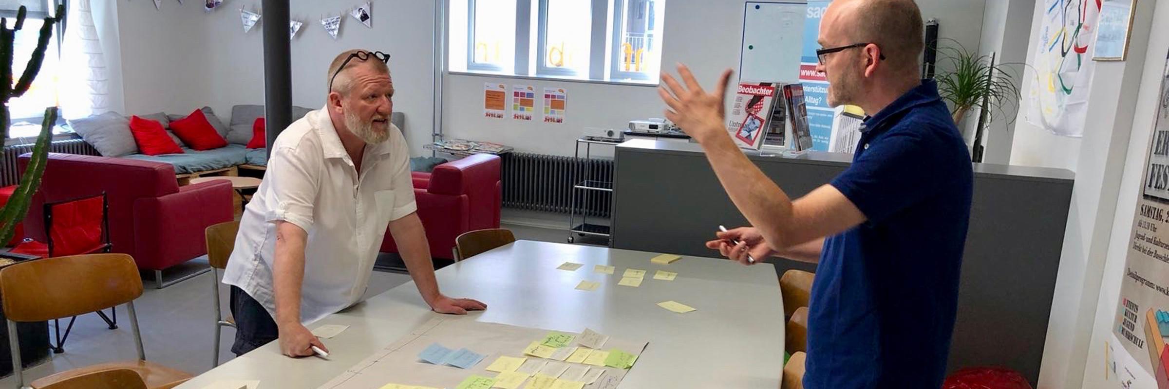 Kulturquadrat Kriens Planung